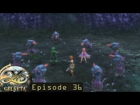Ys: Memories of Celceta Ep 36 -Questing in Danan-