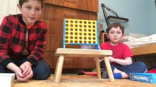 Connect Four Challenge