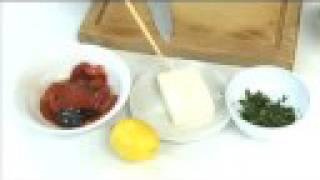 Dip Recipes: Feta & Roast Capsicum Dip