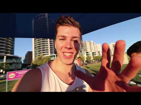 Trying Calisthenics for the first time - Perth, Australia