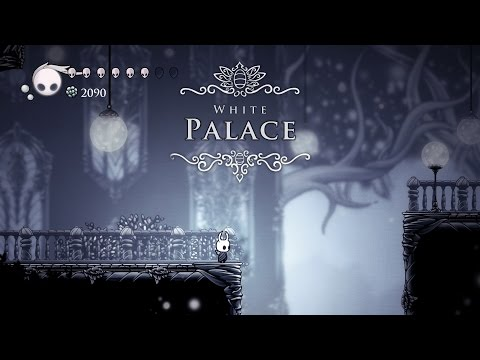 Hollow Knight [The White Palace - Full Walkthrough] - Gameplay PC