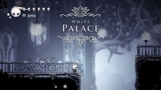 Gambar cover Hollow Knight [The White Palace - Full Walkthrough] - Gameplay PC