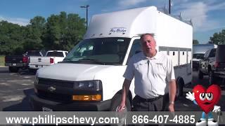 Phillips Chevrolet - 2018 Bay Bridge Tool Pro Plus - Overview - Chicago New Car Dealership