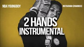 NBA Youngboy 2 Hands ft. Kevin Gates Instrumental Prod. by Dices *FREE DL*