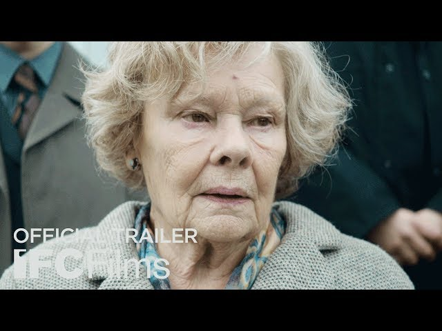 Red Joan ft. Judi Dench - Official Trailer I HD I IFC Films