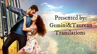 Gambar cover Tu Thodi Der - Farhan Saeed & Shreya Goshal - Lyrical Video With Translation
