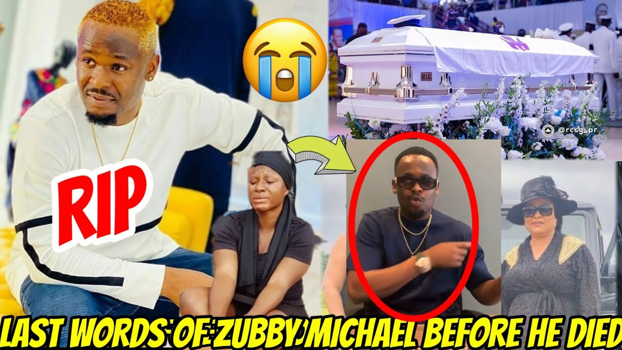 Download Last Words of Zubby Michael before his D£ATH 😭