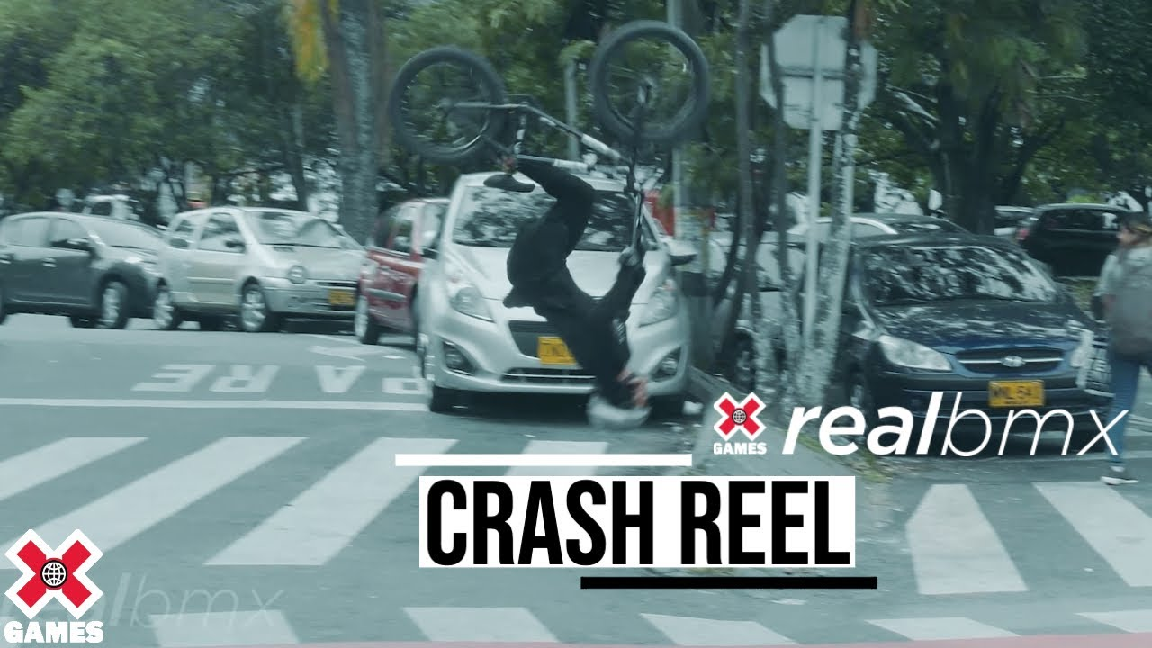 REAL BMX 2020: Crash Reel | World of X Games