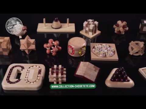 Casse-tête et jeux de réflexion - Hachette Collections