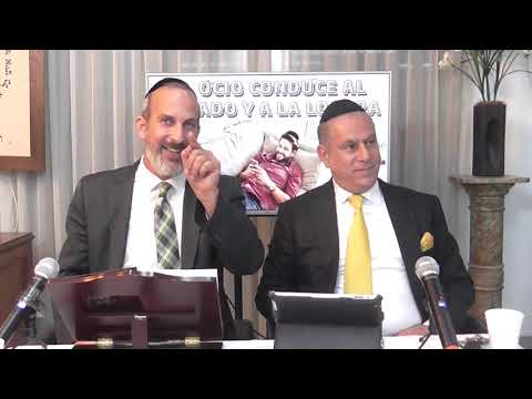 El ocio conduce al pecado y a la locura - Rab Abud Zonana y Yosef Chayo