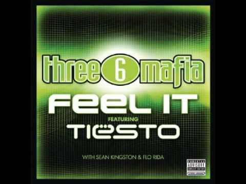 Three 6 Mafia feat. Tiësto - Feel It (original instrumental)