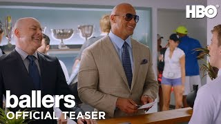 Ballers Season Two: Teaser Trailer (HBO)