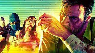 Max Payne 3 (2012) - русский трейлер - VHSник