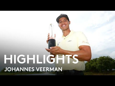 Johannes Veerman winning final round highlights | 2021 D+D Real Czech Masters