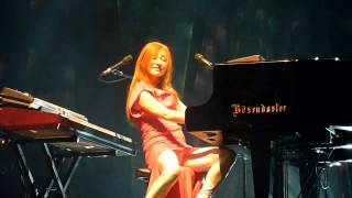 Tori Amos - Lust live in Antwerpen 2009