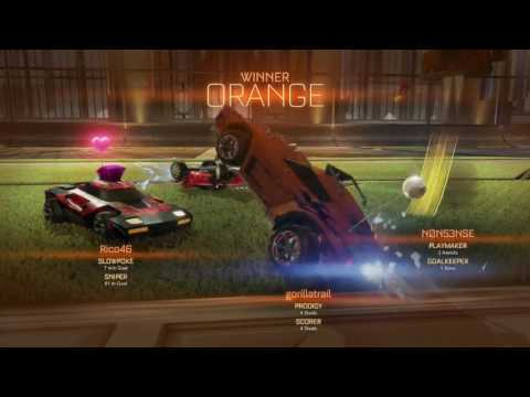 Rocket league Karaoke
