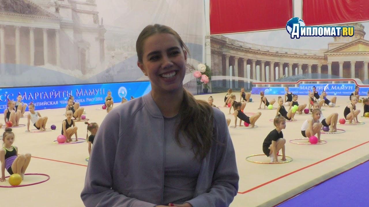 Маргарита Мамун: Мне часто снятся олимпийские игры и золотая медаль