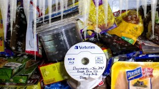 A Guide to Using BluRay Discs as Cold Storage Backups/Archives - Is Optical Media Dead?