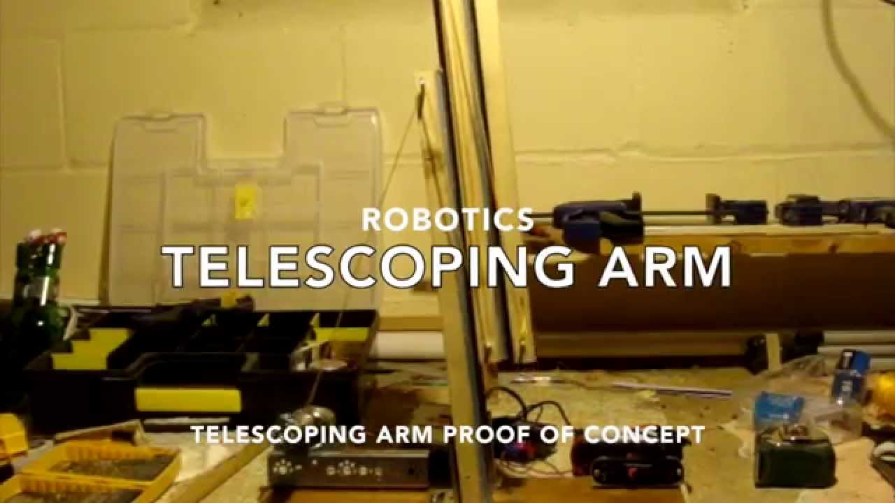 Telescoping Lift Arm