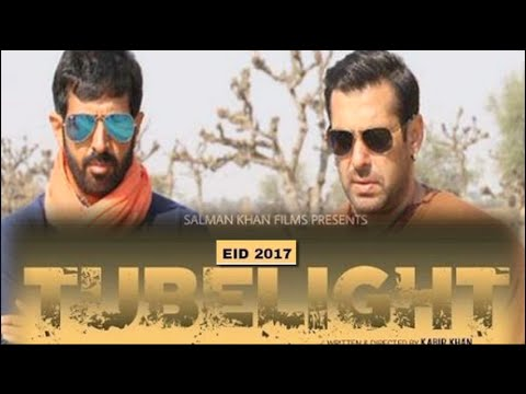 Salman Khan's Upcoming Movie 'Tubelight' 2017 Official Poster Out || Releasing on Eid 2017