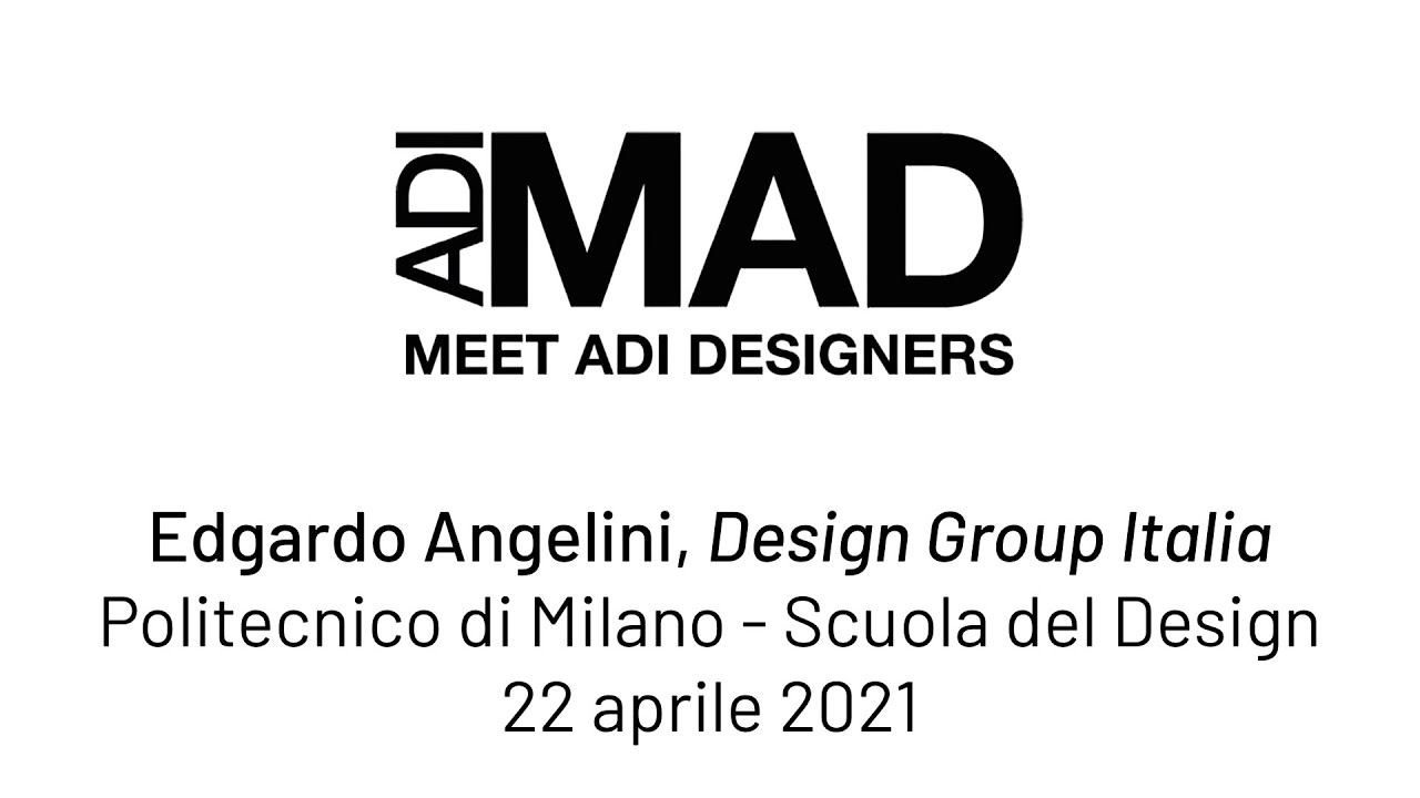In engineering, architecture and design, with over 45,000 students. Mad 2021 Edgardo Angelini Youtube