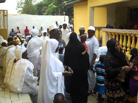 BIBLE COLLEGE COMMUNITY GETS FRIDAY MOSQUE