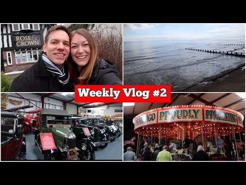 Are you going to Scarborough Fair?   l   Weekly Vlog #2   l   aclaireytale