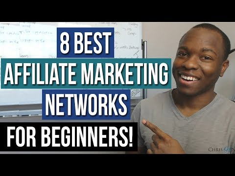 8 Best Affiliate Marketing Networks for BEGINNERS – Find ANY Program to Promote