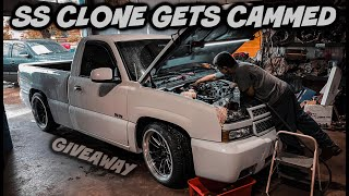 HOW TO CAM SWAP A SILVERADO!