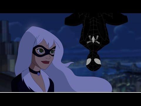 Человек-паук и чёрная кошка ~мы с тобой мечтатели~