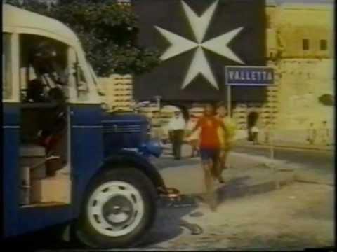 "1992 TV documentary about ""Treasure in Malta"" (1962)"