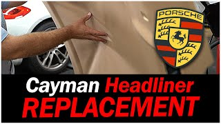 How to Replace The Headliner