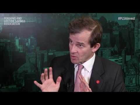 PLSA Interview with Edward Bonham Carter