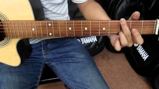 Numb - Linkin Park - Guitar solo