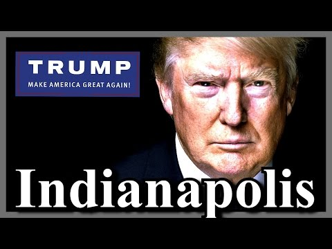 LIVE Donald Trump Indianapolis Indiana State Fairgrounds Rally Speech FULL STREAM HD (4-20-16) ✔