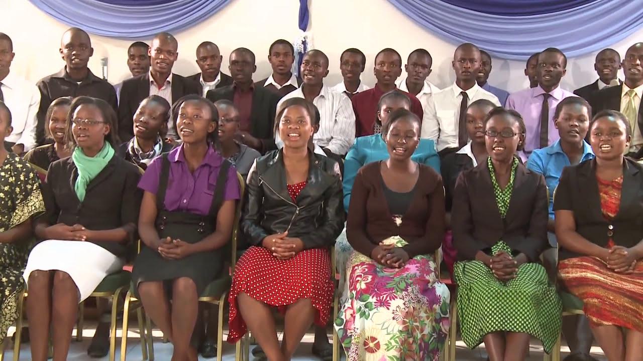 How cheering is the Christian hope  - UoN SDA Choir