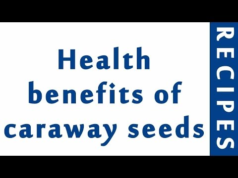 Health benefits of caraway seeds 2 | HEALTH BENEFITS OF SPICES | MY HEALTH