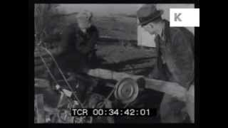 1930s Rural Lifestyle, USA, farming, household chores