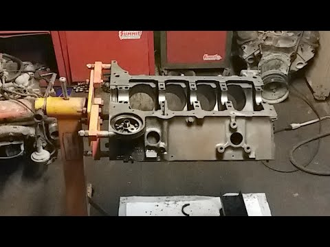 Engine Block Prep And Cleaning
