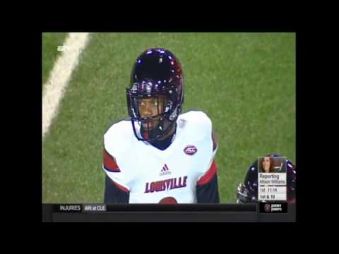 College Football 2015-Louisville vs. Wake Forest