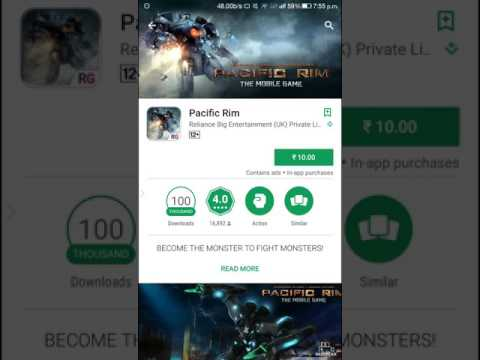 How To Download Pacific Rim For Android