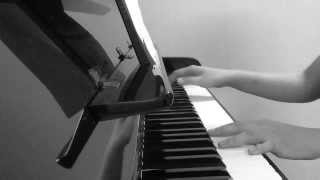 Viens m'embrasser (Lai gan hon anh) - piano cover