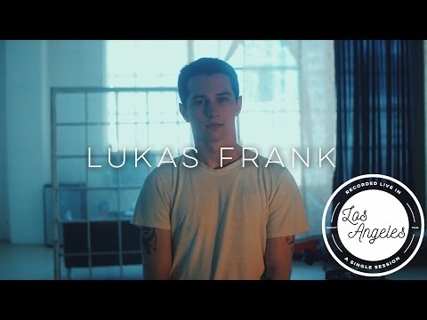 """Red Mouth"" by Lukas Frank // Single Session"