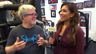 Freddie Roach excited to watch Donnie Nietes and Brian Viloria on SuperFly2 show