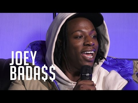 Joey Badass Talks Inspiring A New Generation, Out Of Body Experiences, + Chance's Grammys