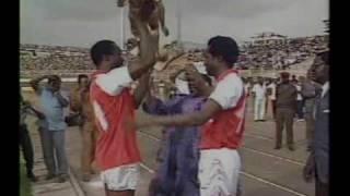 Jubilé Roger Milla yaoundé 1988