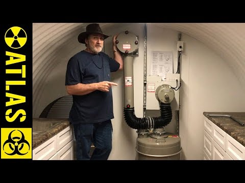 How Do You Breathe Inside A Nuclear Bomb Shelter?