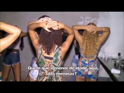 Fim de baile funk   -   GAO  PMES