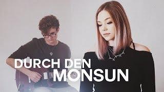 Durch den Monsun - Tokio Hotel | Kim Leitinger ft. Johannes Weber Cover