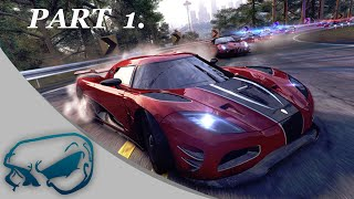 The Crew Gameplay| Part 1 Racing With Friends and What is Happening?